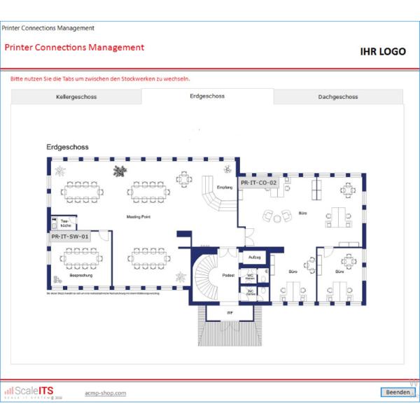 ACMP Druckerverwaltung