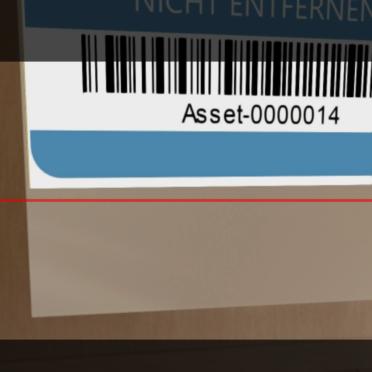 ACMP Asset Managment QR Bar-Code